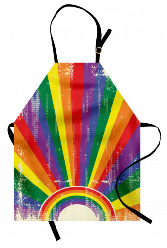 Vintage Woman Apron Unisex Kitchen Bib with Adjustable Neck for Cooking Baking