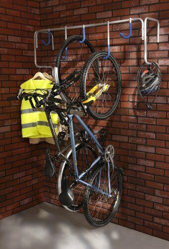Mottez, Supporto da parete per 5 biciclette q9U