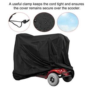 3-Sizes-Mobility-Scooter-Wheelchair-Waterproof-Storage-Rain-UV-Protector-Cover