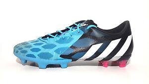 3882777481be NEW Men s Adidas Predator Instinct FG Soccer Cleat M17642 Blue Black ...
