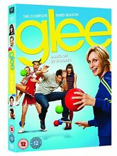 GLEE THE COMPLETE SEASON 3 DVD ENGLISCH