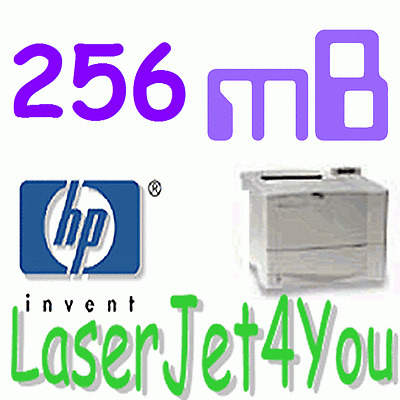 256MB MEMORY UPGRADE FOR HP LaserJet Pro 300 COLOR M375nw M351a M351 M357