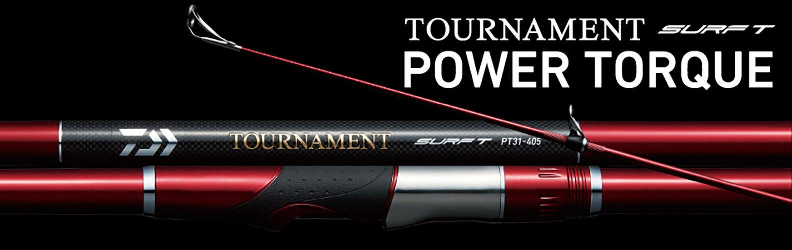 Daiwa Tournament sale T potencia par 29-405 e 13' 2  Japón Caña Pesca Giratoria