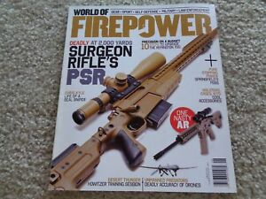 Firepower Magazine Deadly at 2,000 yards June/July 2013 AR-15
