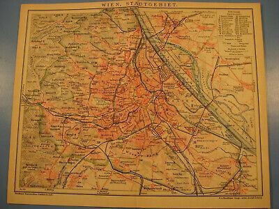 Straßenverzeichnis Wien