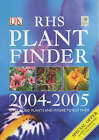 RHS Plant Finder: 2004-2005 by Royal Horticultural Society (Paperback, 2004)