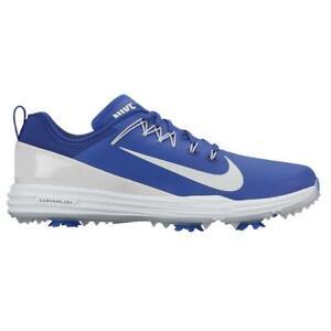 newest 0d09a 6c7fa Mens Nike Lunar Command 2 Blue Golf Shoes Trainers 849968 500 | eBay