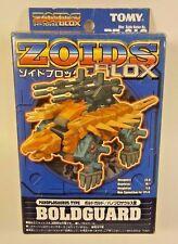 Tomy Zoids Blox Series No. BZ-010 Panoplosaurus Type Boldguard Dinosaur Robot