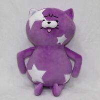 "Himouto! Umaru-chan purple bear cat plush doll cute soft gift toy new 12"""