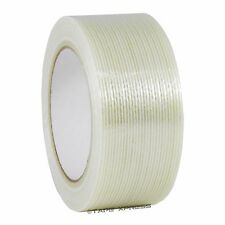 2 X 60 Yd Filament Reinforced Strapping Fiberglass Tape 39 Mil Free Shipping