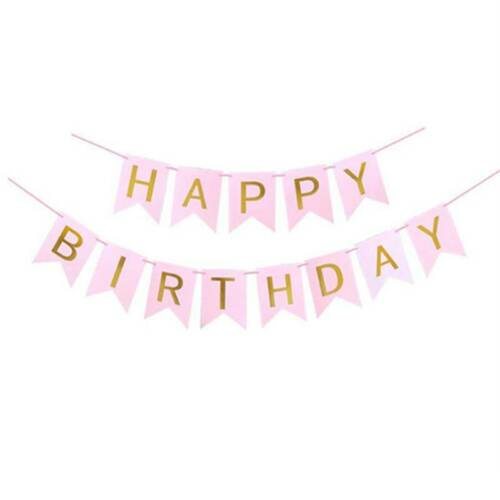 Details about  /Baby Kids Cute Boys Girls First 1st Happy Birthday Balloons Fancy Party Decor