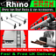 Fiat Scudo Roof Rack Ladder Bars x3 Rhino Delta For 2007-2016 LOW-H1 Van Model