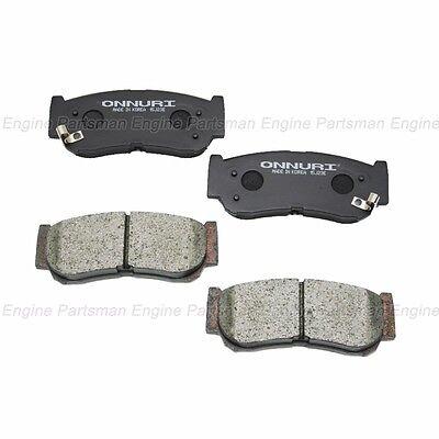 OEM Front Ceramic Brake Pad Set For Hyundai Santa Fe 07-09 /& 13-14