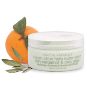 Cuccio Naturale Tuscan Citrus Bodybutter Top Markenware für den ganzen Körper
