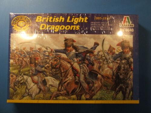 Italeri Britische leichte Dragoner