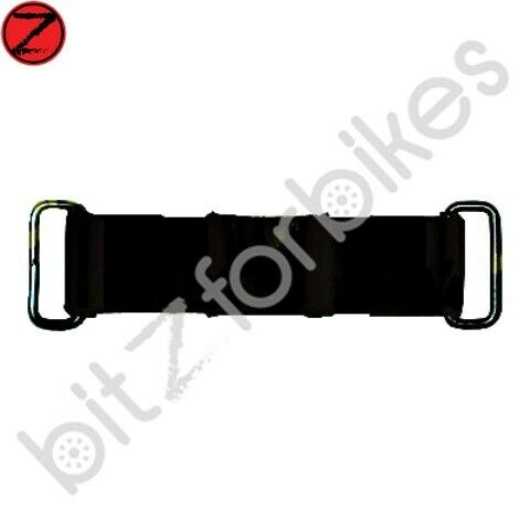 Motorcycle Battery Strap 90mm 3.50 Inch Long 20mm 0.80 Inch Wide