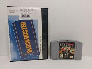 Fuerza de lucha 64 (Nintendo 64, 1999)