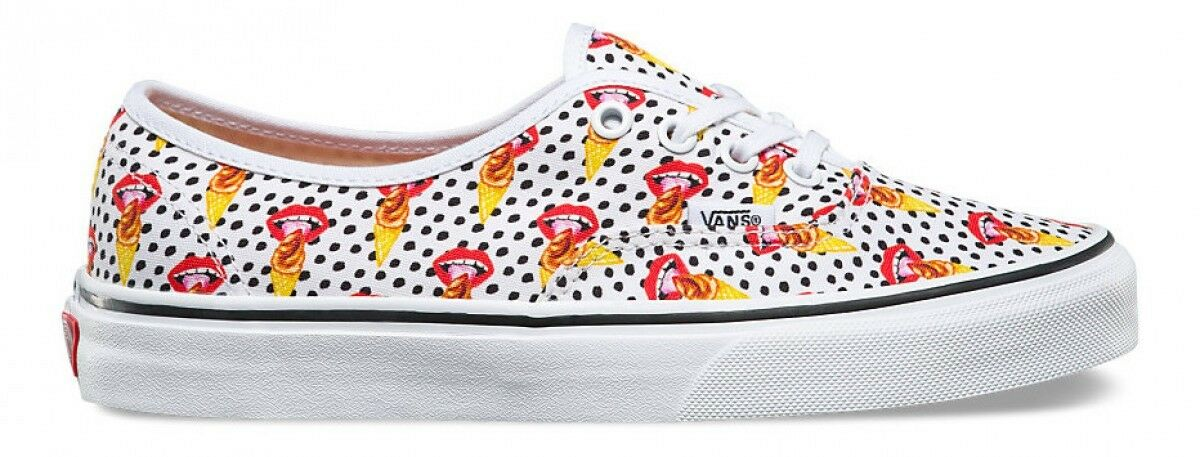 Vans Authentic Kendra 8.5 Dandy I Scream Schuhes Damenschuhe 8.5 Kendra Sk8 Sneakers 5c48fc