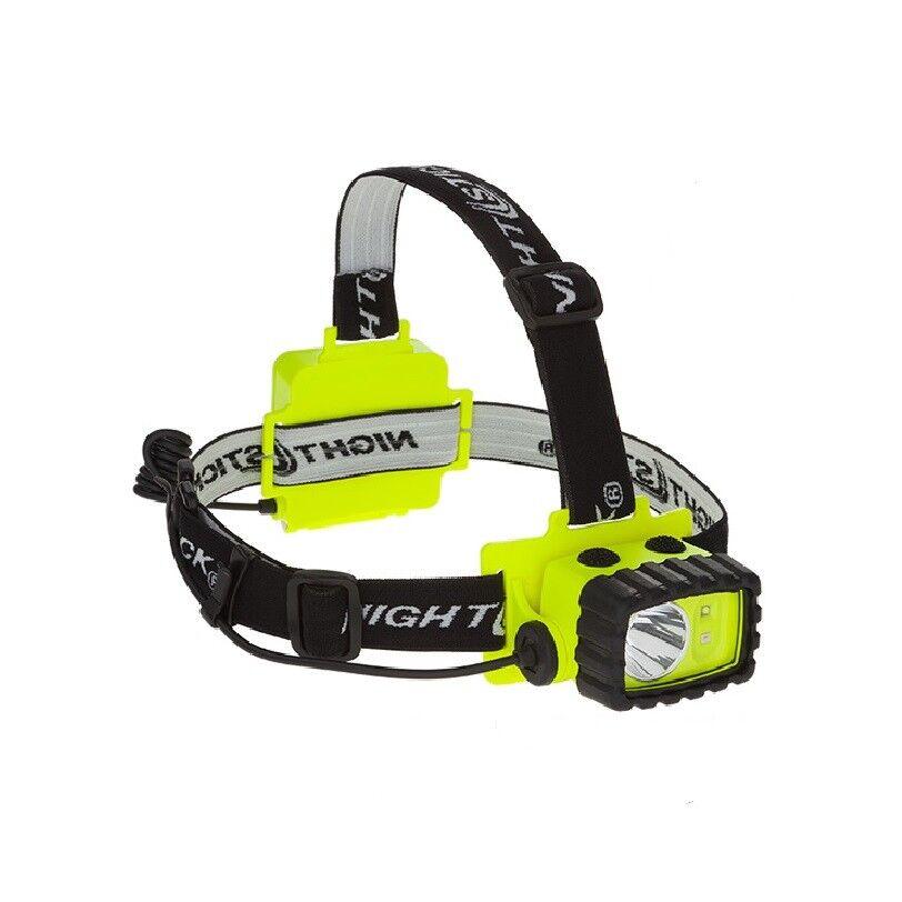 Bayco intrínsecamente XPP-5458G intrínsecamente Bayco seguro LED Faro-Blanco/Verde LED de cuerpo-verde 65f993
