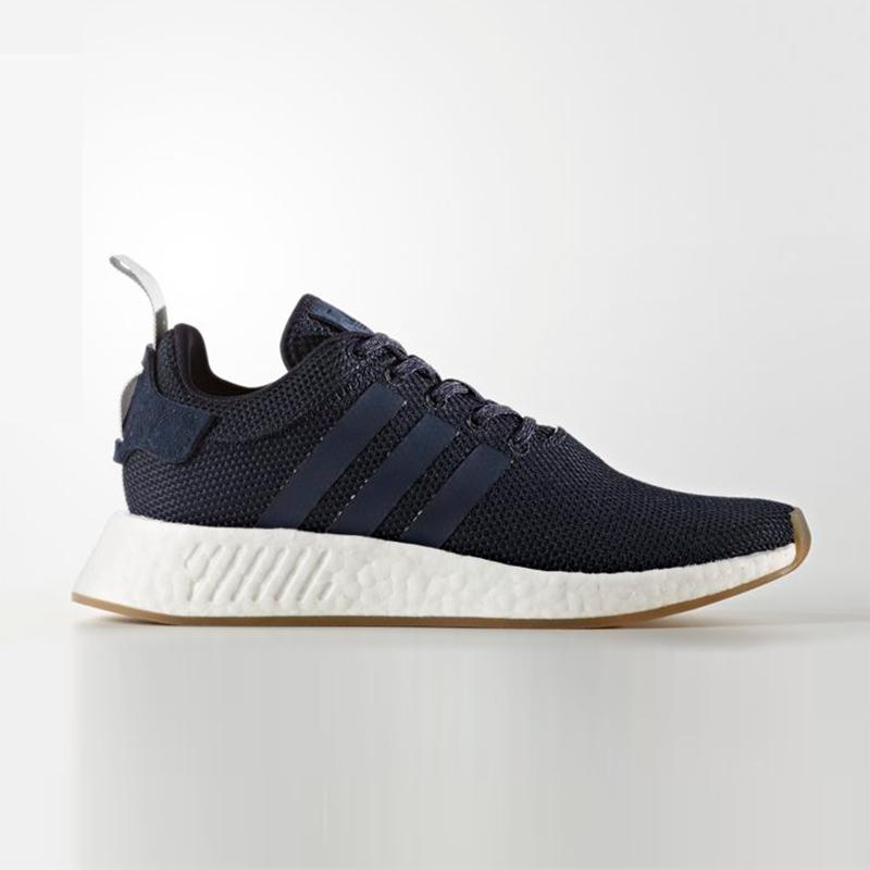 New Adidas Original MensNMD R2 NAVY   Blau   grau BY9316 US M 7.0 - 10.0 TAKSE