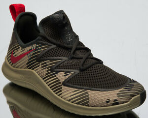 f883751b16e6 Nike Free TR 9 Ultra Men s New Neutral Olive Red Training Shoes ...