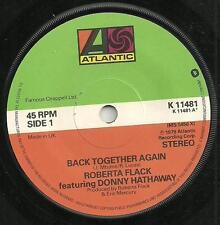 ROBERT FLACK f DONNY HATHAWAY - BACK TOGETHER AGAIN - 70s FUNK/SOUL DISCO POP