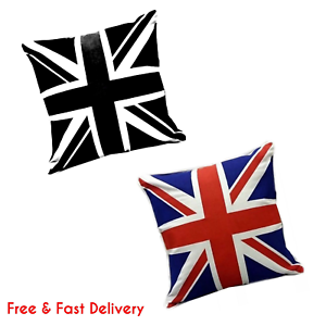 Sofa Pillows 100% Cotton Printed Cushions & Covers only,18 x 18 OR 45 X 45 CM