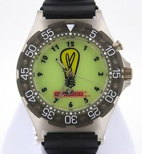 Details About Hasbro Monopoly Advertising Board Character Watch Light Up Electric Company