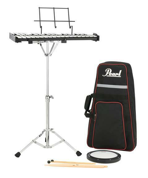 Pearl PK-910 Percussion Bell Kit w/ Backpack