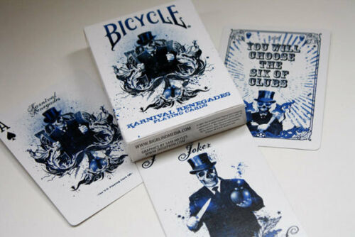 """Bicycle Karnival Renegades Deck Playing Cards /""""Brand New/"""""""
