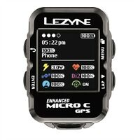 Lezyne - Micro Colour Navigate Gps Bike Computer