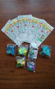 Mcdonalds Happy Meal Toys Bags Mattel Totally Toy Holiday