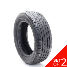 Set Of 2 Used 23560r18 Michelin Latitude Tour Hp 102v 6 7532 Fits 23560r18