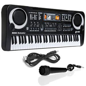 New 61 Keys Digital Music Electronic Keyboard Key Board Gift ...