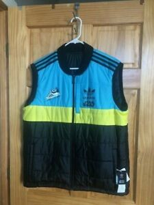 obtener Tamano relativo Tan rápido como un flash  ADIDAS Star Wars Reversible Jacket Limited Addition Size L BRAND NEW | eBay