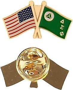 Pins Delta Sigma Phi Round Pin