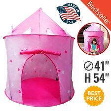 Toys For Girls Play Tent Kids Toddler 4 5 6 7 8 9 Year Old Age  sc 1 st  eBay & Toys for Girls Play Tent Kids Toddler 4 5 6 7 8 9 Year Old Age ...