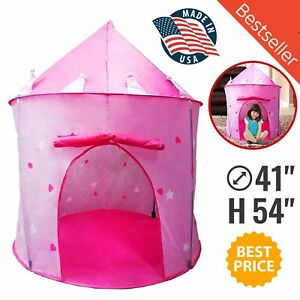 Toys For Girls Play Tent Kids Toddler 4 5 6 7 8 9 Year Old Age Girls