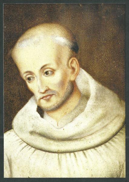 Postal De San Bernardo Andachtsbild Santino Holy Card Santini