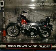 HARLEY-DAVIDSON FXWG-80 WIDE GLIDE 1980 1//24 MINT!!!