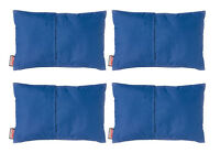 (4) Coleman Camping Compact Fold N' Go Memory Foam Travel Pillows   12 X 20 on sale