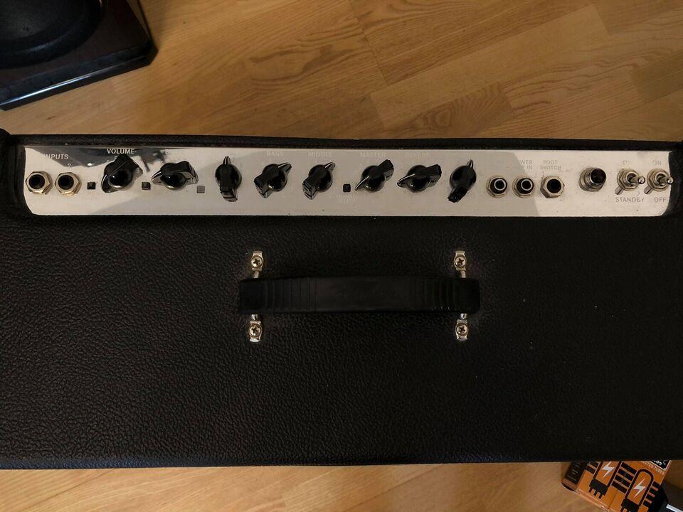 Guitarforstærker, Fender Deluxe Hot Rod, 180 W