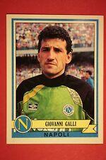 Panini calciatori 1992/93 1992 1993 228 NAPOLI GALLI OTTIMA/EDICOLA!