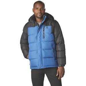 Reebok Hooded Puffer Jacket - Men's