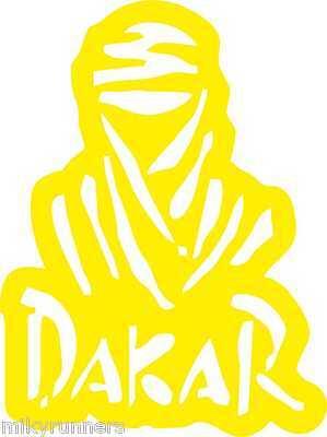 Dakar Tuareg Stikers-Adesivo Prespaziato decorazioni stampe auto moto casa