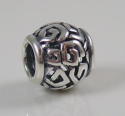 Genuine Authentic Pandora Silver Charm Bead 790464
