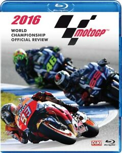 MotoGP 2016 Official Review - (Blu-ray)
