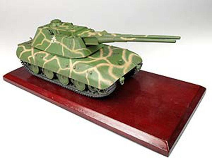 Panzerstahl exclusivo 1 72 Flakpanzer Flakpanzer Flakpanzer 128mm E-100 Edición Limitada 89002 eed1f3