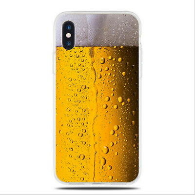 For iPhone XS Max 8 6s 7 Plus New Retro Pattern Soft Silicone Rubber Cover Case