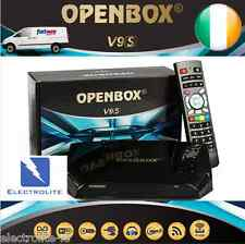 Genuine NEW Model Openbox V9S Satellite Receiver - WiFi + VOD+Next Day Delivery
